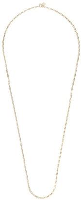 Feidt Paris 9kt Yellow Gold 70cm Chain Necklace