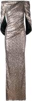 Talbot Runhof Konica gown - women - Polyamide/Spandex/Elastane/Cupro - 34