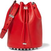 Alexander Wang Alpha leather bucket bag