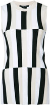 Derek Lam striped panel tank top