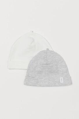 H&M 2-pack Hats