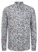 Paul Smith Tailored Hole Punch Shirt