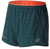 "New Balance Men's MS71230 Impact 3"" Split Printed Short"