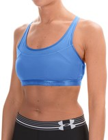Under Armour Mid Breathe Sports Bra - Medium Impact, Racerback (For Women)