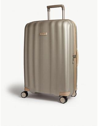 Samsonite Lite-cube prime four wheel suitcase 76cm