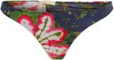 Salinas Floral-Print Bikini Briefs