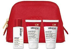 Cellcosmet Switzerland Women's Cocooning 3-Piece Collection Set