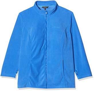 Ulla Popken Women's Fleecejacke Fleece Jacket Fleece Jacket,28/30 (Manufacturer Size: 54/56)
