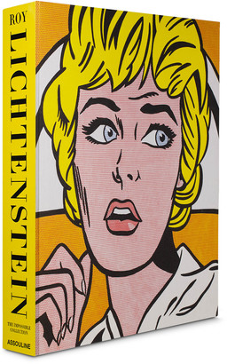 Assouline Roy Lichtenstein: The Impossible Collection