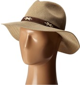 San Diego Hat Company KNH8011 Knit Fedora Hat with Suede Band