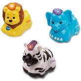 Vtech Toot-Toot Animals - 3 Pack ( Elephant, Zebra, Lion)