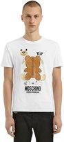 Moschino Underbear Stretch Cotton Jersey T-Shirt