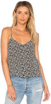 Equipment Perrin Floral Cami in Navy. - size L (also in S,XS)
