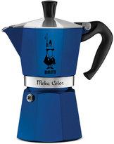 Bialetti Blue Moka Express 6-Cup Stovetop Espresso Maker