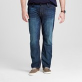 Mossimo Men's Big & Tall Straight Fit Jeans Dark Wash