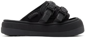 Eytys Black Capri Sandals