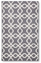 Threshold Trellis Scatter Rug