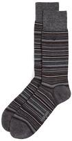 Cole Haan Multi Stripe Dress Socks