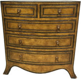One Kings Lane Vintage Maitland-Smith Leather Chest