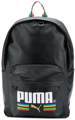 Puma Logo Print Backpack