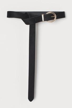 H&M Long Waist Belt