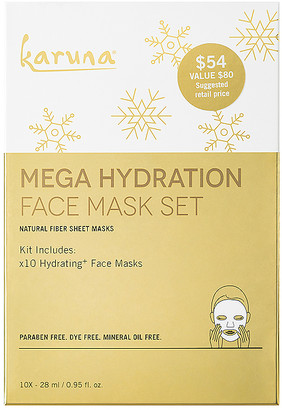 Karuna Mega Hydration Face Mask Set