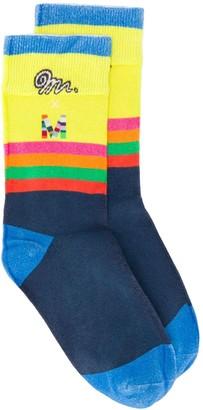 Mira Mikati Mr. x socks