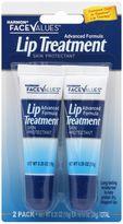 Harmon Face ValuesTM .35 oz. 2-Pack Advanced Formula Lip Treatment