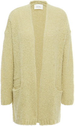 American Vintage Brushed Knitted Cardigan