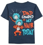 Dr. Seuss Toddler Boys' T-Shirt - Navy Heather