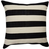 Kate Spade Double Stripe Accent Pillow