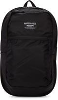 Master-piece Co Black Nylon Inside Storage Backpack