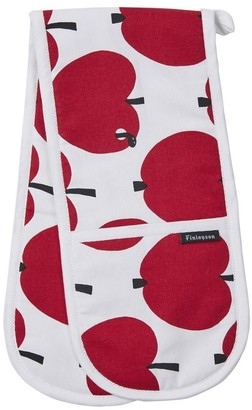 Finlayson Omppu Double Oven Glove Red