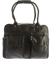 Piel Women's Leather Multi-Pocket Satchel 3016