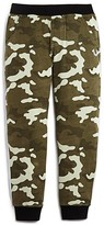 True Religion Boys' Camo Print French Terry Joggers - Sizes 4-7