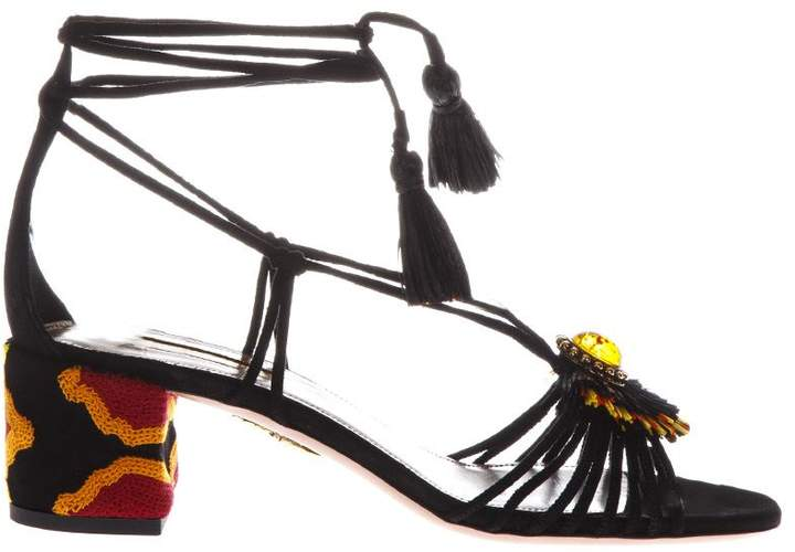 Aquazzura Samba Sandals