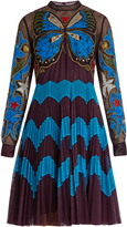 Mary Katrantzou Charm embroidered tulle dress