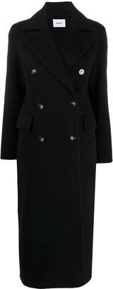 Nanushka Lana double-breasted coat