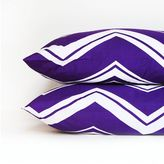 Dormify Striped Chevron Pillowcase Set
