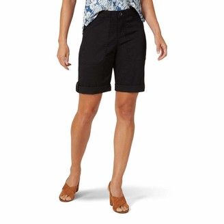Lee Women's Flex-to-go Relaxed Fit Utility Bermuda Short