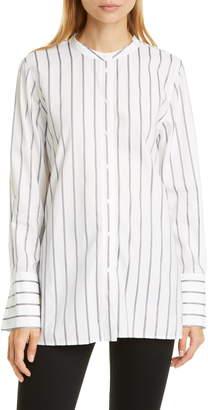 Nordstrom Signature Stripe Tunic Shirt