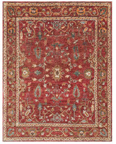 Loloi Rugs Empress Red Area Rug Rug