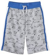 Peanuts Boys Shorts In French Terry