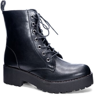 Chinese Laundry Lace-Up Boot