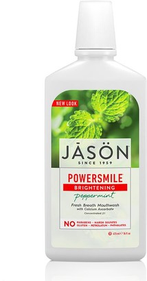 Jason Powersmile Brightening All Natural Mouthwash 473Ml