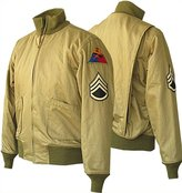 Leather outwear Fury Brad Tanker WW2 Color Cotton Bomber Jacket