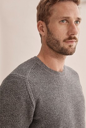 Country Road Australian Textured Cotton Knit