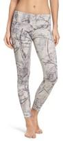 Reebok Women's Lux Bold Combat Leggings