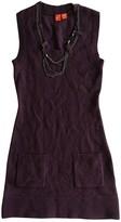 HUGO BOSS Purple Wool Dress for Women