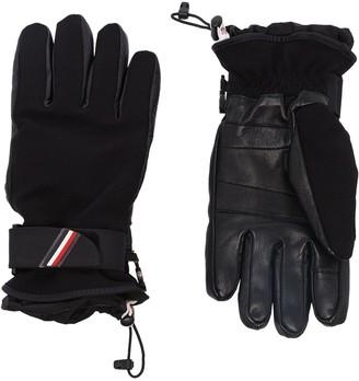 MONCLER GRENOBLE Logo-Embroidered Ski Gloves